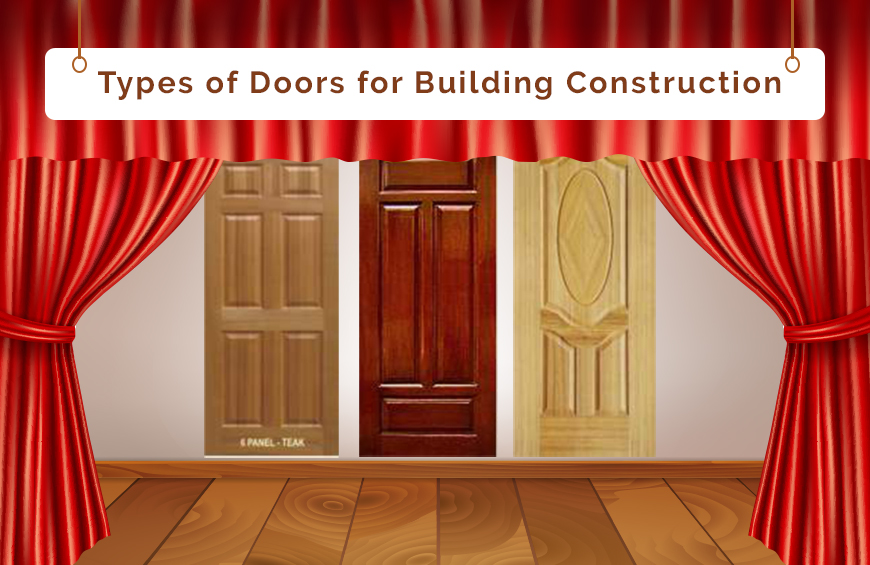 Types Of Doors For Building Construction In 2018 Gujcon